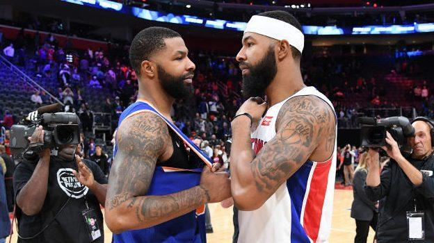 Paul George On Twins Marcus Markieff Morris Theyre Different