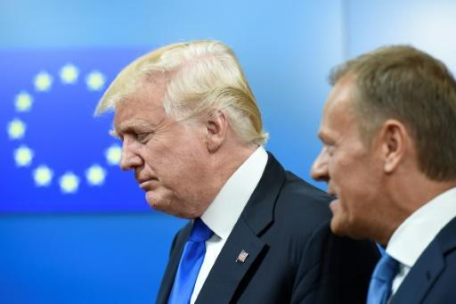 EU leader urges Trump to stay in Paris climate deal