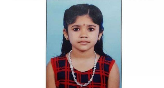 Devanada, missing since Thursday, found dead in a river in Kollam on Friday.