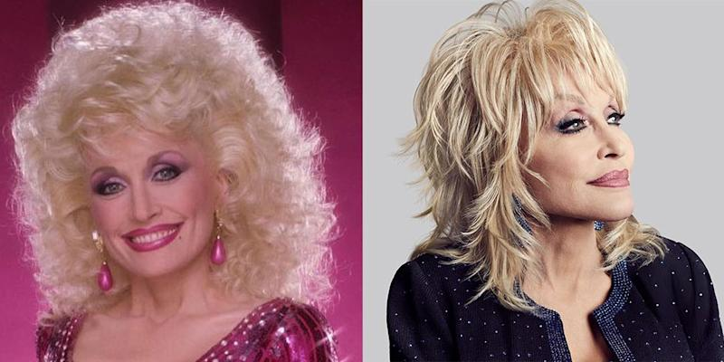 Photo credit: Jason Bell/Netflix, Instagram/dollyparton