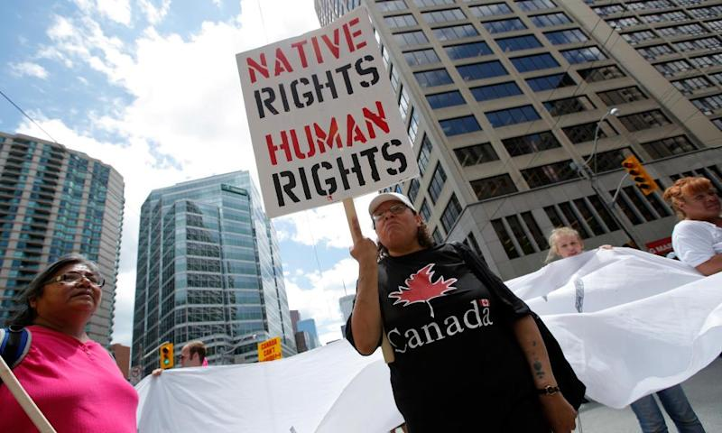 'The issue of forced sterilization of vulnerable people, including indigenous women, is a very serious violation of human rights,' said Jane Philpott, minister of indigenous services.