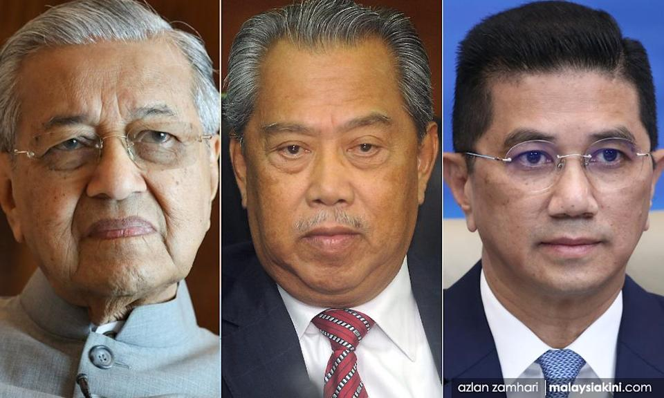 COMMENT | The three 'traitors'