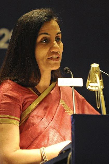 Chanda Kochhar is the Managing Director and Chief Executive Officer of ICICI Bank Limited. She began her career with ICICI as a Management Trainee in 1984 and has thereon successfully risen through the ranks by handling multidimensional assignments and heading all the major functions in the Bank at various points in time.