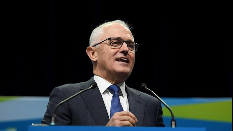 Malcolm Turnbull has told a NSW Liberal Party convention that more power must go to members.
