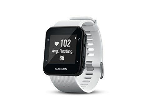 "<p><strong>Garmin</strong></p><p>amazon.com</p><p><strong>$100.28</strong></p><p><a href=""https://www.amazon.com/dp/B01KPUHE62?tag=syn-yahoo-20&ascsubtag=%5Bartid%7C10049.g.36266914%5Bsrc%7Cyahoo-us"" rel=""nofollow noopener"" target=""_blank"" data-ylk=""slk:Shop Now"" class=""link rapid-noclick-resp"">Shop Now</a></p><p>Snag the discounted Garmin Forerunner 35 for a no-frills, straightforward GPS running watch. In addition to 24/7 heart rate monitoring, it tracks steps, distance, and pace. Stats and data are uploaded automatically to Garmin Connect so you can easily keep tabs on your fitness. </p>"