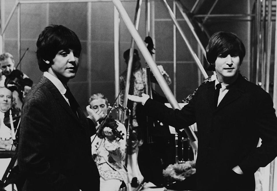 "<p>You never know what will happen when two people are introduced. On July 6, John Lennon and Paul McCartney meet for the first time. <span class=""redactor-invisible-space"">Years later, music would never be the same. </span></p>"