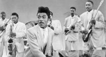 """Rock 'n' roll trailblazer Little Richard died aged 87 back in May. Born Richard Penniman, the musician inspired countless other artists including Beatle Paul McCartney who said he <a href=""""https://uk.news.yahoo.com/paul-mccartney-owe-lot-little-121529308.html"""" data-ylk=""""slk:learned """"everything he knows"""" from the late star;outcm:mb_qualified_link;_E:mb_qualified_link;ct:story;"""" class=""""link rapid-noclick-resp yahoo-link"""">learned """"everything he knows"""" from the late star </a>in a tribute. (Photo by Michael Ochs Archives/Getty Images)"""