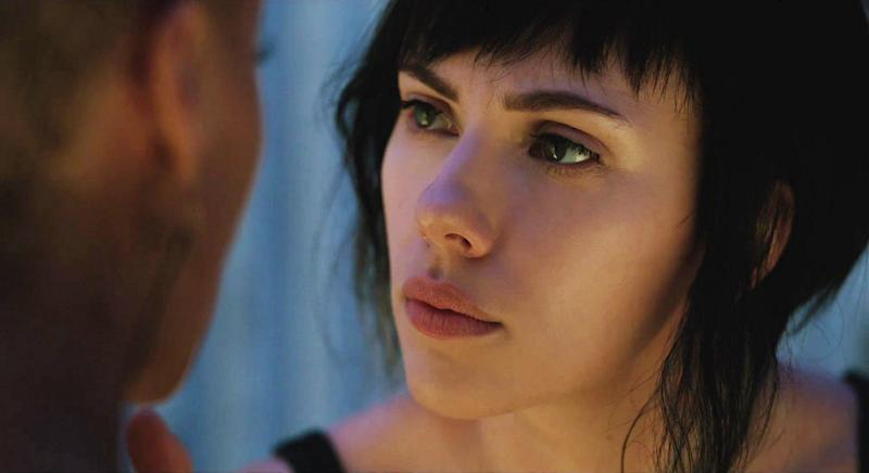 Review: Scarlett Johansson Is a Haunting Riot Grrrl in Ghost in the Shell