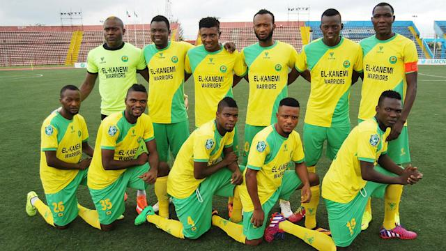 El Kanemi lose Mohammed, Aghahowa to long term injuries