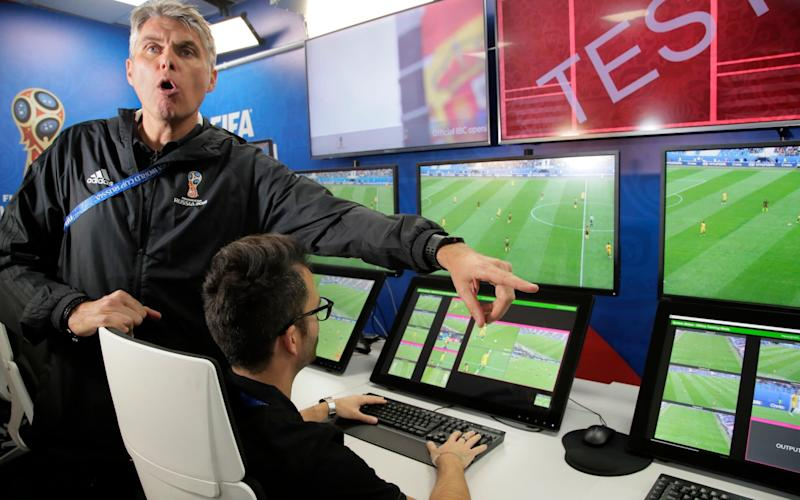 VAR will be used at the World Cup - AP