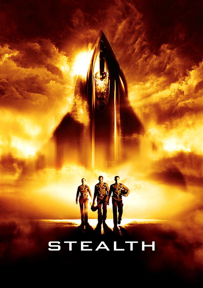 "<a href=""http://movies.yahoo.com/movie/stealth/""><b>Stealth</b></a><br> Release date: July 29, 2005<br> Estimated budget: $135 million<br> U.S. gross: $32 million"