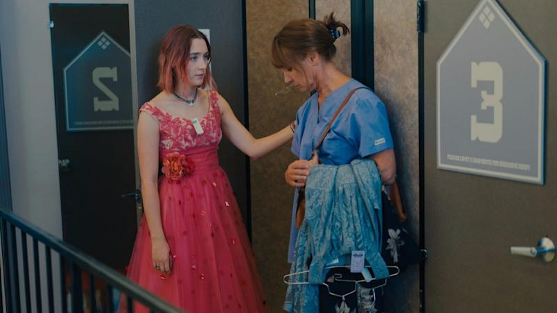 Lady Bird is one of the best movies on Amazon Prime