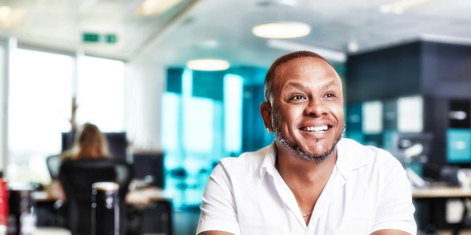Francis Theuri, Data & Analytics and End To End Commercial Transition Lead, Diageo