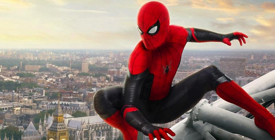 Spider-Man: Far From Home (Credit: Marvel/Sony)