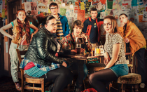"<p>Set in the mid '90s, this show is a throwback in more ways than one. <em>My Mad Fat Diary</em> is funny and relatable, while also highlighting the reality of what it's like to struggle with mental health issues and eating disorders in adolescence. </p><p><strong>How to Watch:</strong> <em>My Mad Fat Diary</em> is available on <a href=""https://www.hulu.com/my-mad-fat-diary"" rel=""nofollow noopener"" target=""_blank"" data-ylk=""slk:Hulu"" class=""link rapid-noclick-resp"">Hulu</a>.</p>"