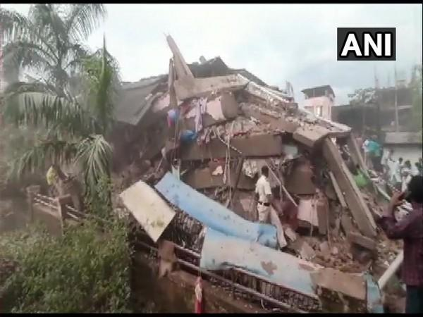 Visuals from the incident site. (Photo/ANI)
