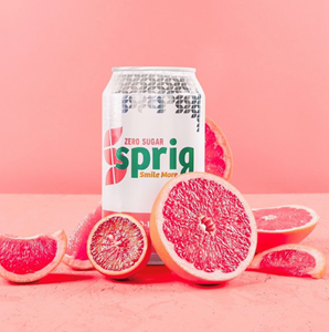 Sprig's award-winning cannabis infused beverages to relaunch in THC format in California, produced at The Tinley Beverage Company's Long Beach facility.  The hemp-derived CBD versions of Sprig's beverages, manufactured at third-party beverage facilities, are available nationwide.