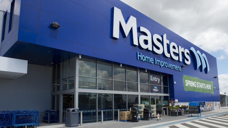 Woolworths is abandoning the home improvement market after suffering losses from its Masters chain.