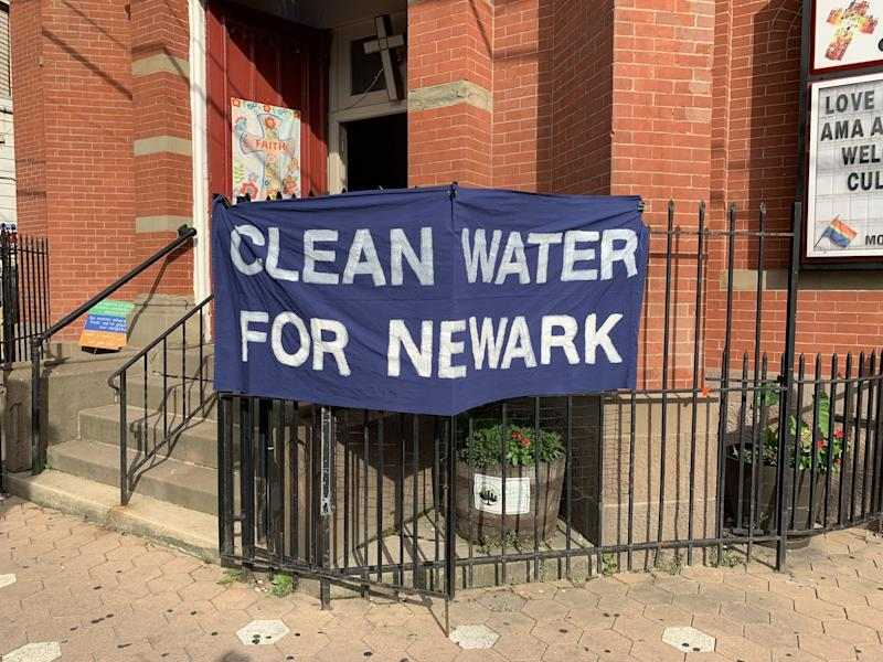 Clean water for newark