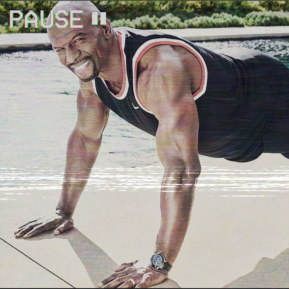"""<p>Terry Crews retired from the NFL in 1997, but staying in shape has remained a full-time occupation for the stacked actor with the most impressive arm-oury in the Expendables franchise. """"Remember now: Consistency,"""" Crews told Men's Health in a previous interview. """"Most of my workout has been the same; literally 90 per cent of it has been the same thing for 20 years.""""</p><p>Speaking to MH in 2019, Crews also revealed that he's equally fanatical about his diet. Every morning, the former American football star wakes up before 5am and takes a variety of pills: essential fatty acids, multivitamins, a fat burner and more, and mixes amino acids in water before hitting the gym. Then, he fasts until 2pm, which gives him eight hours to get his daily meals in before he hits the sack around 10pm, sleeping until dawn when he trains again, alone. Sure, his workout has stayed 90% the same for 20 years but, as this biceps blast shows, he's not cruising.</p>"""