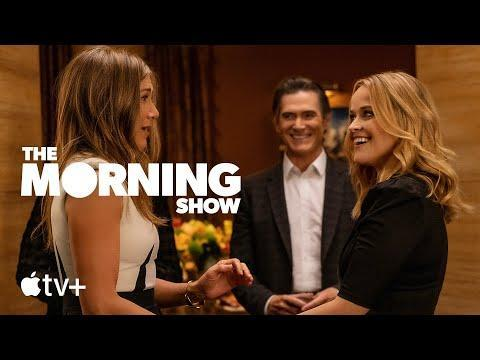 """<p><strong>Release date: 17th September 2021 on Apple TV+</strong></p><p>The award-winning show executive produced by and starring Jennifer Aniston and Reese Witherspoon is back on screens later this year.</p><p>The 10-episode second season will premiere on 17th September and pick up where the dramatic season one cliffhanger left off.</p><p>For those who haven't yet stumbled across this gripping watch — The Morning Show follows lead news anchor Alex Levy (Aniston) battle with her new controversial co-host (Bradley Jackson (Witherspoon) amongst the drama and politics of a morning newsroom, after her co-anchor Steve Carrell is fired amidst a sexual harassment scandal.</p><p>Season one's must-watch ending saw the two women join forces to expose the network's creation of a toxic culture, live on air — and from the looks of the thrilling trailer, we're in for a lot more drama and tense showdowns in season 2.</p><p>We can hardly wait until September for this to hit screens, so until then we'll have to contend with watching the teaser trailer over and over again...</p><p><a href=""""https://www.youtube.com/watch?v=Y7H6EtsaJW8"""" rel=""""nofollow noopener"""" target=""""_blank"""" data-ylk=""""slk:See the original post on Youtube"""" class=""""link rapid-noclick-resp"""">See the original post on Youtube</a></p>"""