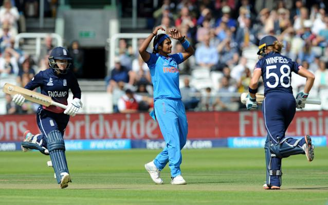 India pace bowler Shikha Pandey - India's Shikha Pandey: 'Don't tinker with rules in women's cricket' - AP