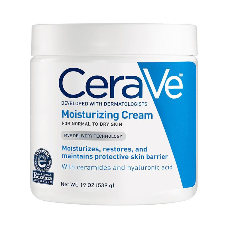 CeraVe Moisturizing Cream. (Photo: CeraVe)