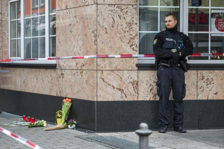 "Counter-terror prosecutors investigating the case said they saw ""a xenophobic motive"" behind the deadly Germany shootings (AFP Photo/Thomas Lohnes)"