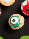 """<p>Who doesn't love Rice Krispies Treats? These ones are decorated to look just like Halloween-ready eyeballs. </p><p><strong><a href=""""https://thepioneerwoman.com/food-cooking/recipes/a32129852/cereal-treat-eyeballs-recipe/"""" rel=""""nofollow noopener"""" target=""""_blank"""" data-ylk=""""slk:Get the recipe."""" class=""""link rapid-noclick-resp"""">Get the recipe.</a></strong></p><p><a class=""""link rapid-noclick-resp"""" href=""""https://go.redirectingat.com?id=74968X1596630&url=https%3A%2F%2Fwww.walmart.com%2Fip%2FThe-Pioneer-Woman-Vintage-Floral-14-5-Inch-Serving-Platter%2F147105294&sref=https%3A%2F%2Fwww.thepioneerwoman.com%2Ffood-cooking%2Fmeals-menus%2Fg32110899%2Fbest-halloween-desserts%2F"""" rel=""""nofollow noopener"""" target=""""_blank"""" data-ylk=""""slk:SHOP SERVING PLATTERS"""">SHOP SERVING PLATTERS</a></p>"""