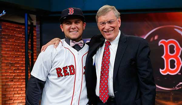 MLB: 80 Spiele Sperre: Youngster der Boston Red Sox offenbar gedopt