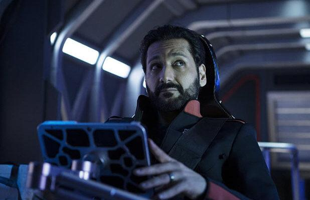 'The Expanse' Star Cas Anvar Under Investigation Following Sexual Misconduct Accusations