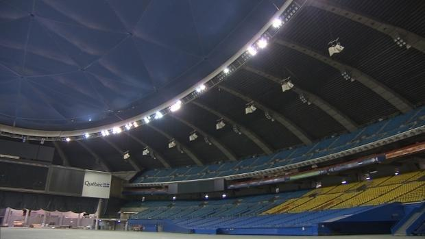 The head of the Olympic Park says it could cost between $200 million and $500 million to replace the roof.