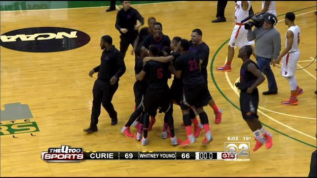 Curie and Cliff Alexander have been cleared to play in the Illinois state basketball tournament