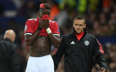 Paul Pogba - Credit: Getty images