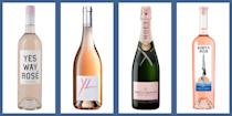 """<p>It's officially the most magical time of the year: <a href=""""https://www.townandcountrymag.com/leisure/drinks/a27660729/rose-sparkling-wine-truck-90-plus/"""" rel=""""nofollow noopener"""" target=""""_blank"""" data-ylk=""""slk:rosé season"""" class=""""link rapid-noclick-resp"""">rosé season</a>. All summer long, we'll be sipping our favorite pink wines to celebrate the warmer weather from day to night. And, since we know you're constantly on the hunt for the most delicious, all-day rosé for your summer, we decided to round up our favorite blushing bottles to add to your must-drink list in honor of the season (and National Rosé Day, June 12, 2021.)</p><p class=""""body-text"""">From France to California and everywhere in between, these are the best rosé wines to drink now.</p>"""