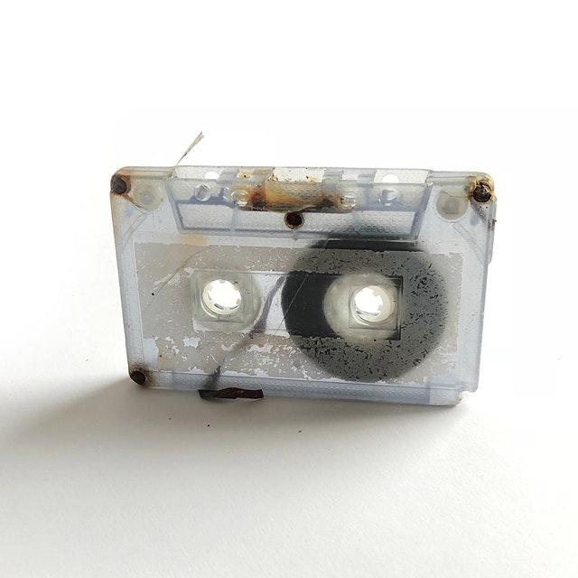 Lost mixtape washes up on beach