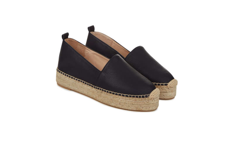 "We'll be channelling the Duchess of Cambridge this summer in a chic (surprisingly practical) pair of espadrilles. They're the perfect alternative to trainers and will prove to be a great match teamed with everything from a floral dress to breezy linen trousers. <a href=""https://www.hobbs.co.uk/product/display?productID=0119-CS01-002H035&productvarid=0119-CS01-002H035-NAVY-37&refpage=new-arrivals""><em>Shop now</em></a>."