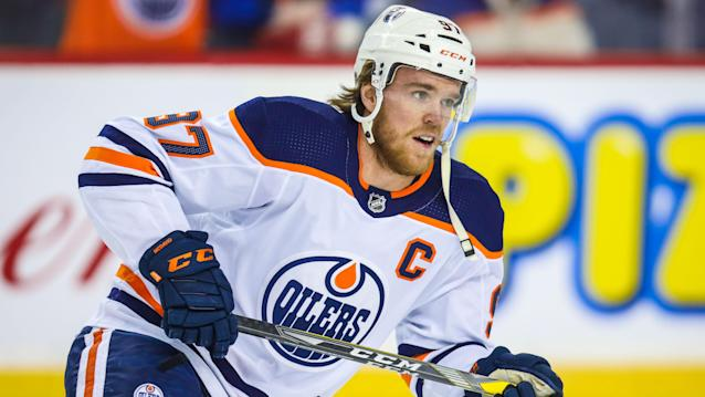 Edmonton Oilers superstar Connor McDavid is just as unstoppable as you'd imagine. (USA TODAY Sports)