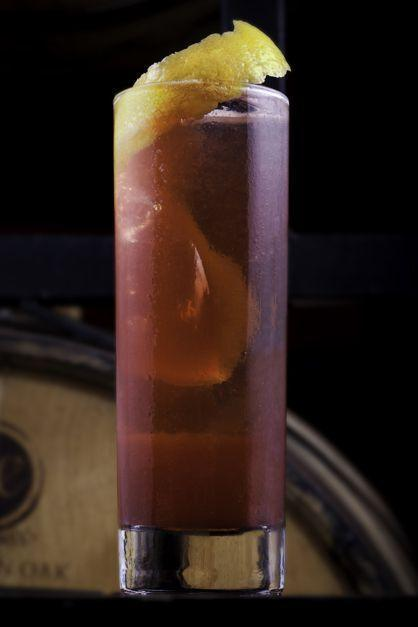 <p><strong>Ingredients:</strong></p><p>1.25 oz Mister Katz's Rock & Rye<br>1 oz Glenlivet 12-Year Scotch Whisky<br>.75 oz fresh lemon juice<br>.5 oz grenadine<br>.25 oz Campari</p><p><strong>Instructions:</strong></p><p>Add all ingredients to a shaker and shake over ice. Strain into highball glass over fresh ice. </p><p><em>From The Shanty at New York Distilling Company in Brooklyn, NY.</em><br></p>