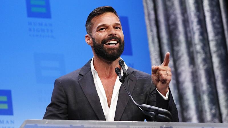 Ricky Martin Expecting Fourth Child -- See His Sweet Announcement!