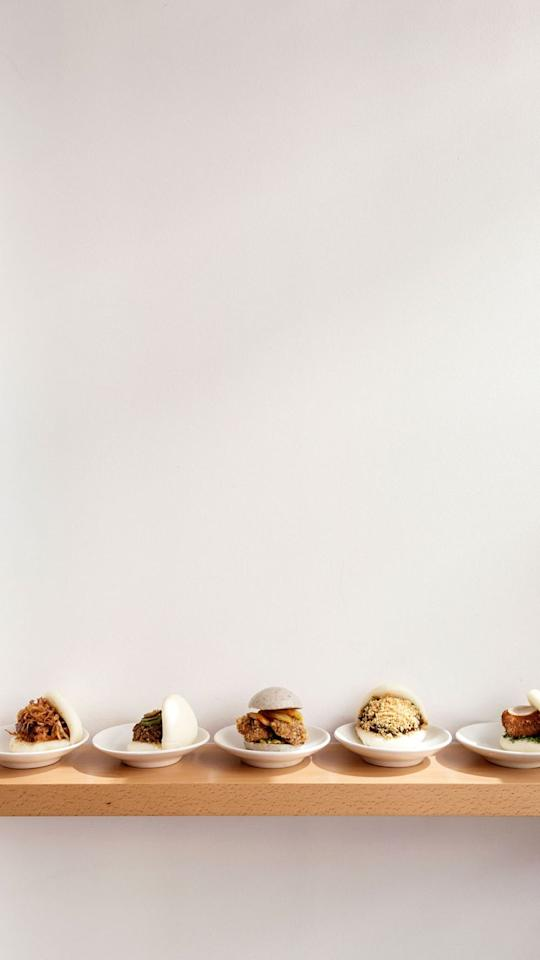 """<p>The BAO empire is taking over London, and its original Soho brand still sees a queue of hungry diners waiting patiently for seats to free. You'll find it hard to turn down the lamb shoulder bao, alongside Taiwanese fried chicken. You can't leave without finishing your meal off with Fried Horlicks Ice Cream. </p><p>53 Lexington Street, W1F 9AS</p><p><a class=""""body-btn-link"""" href=""""https://baolondon.com/restaurant/bao-soho/"""" target=""""_blank"""">FIND OUT MORE</a><br></p>"""