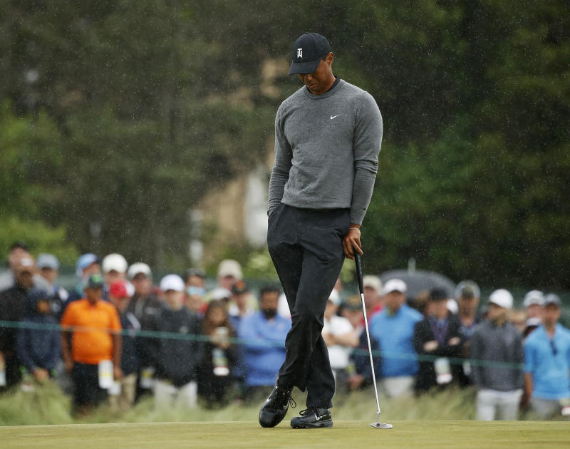 A new course for Woods, and maybe a new putter | AP sports