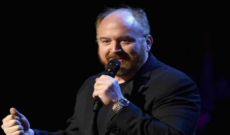 Louis CK bans phones, sharing content without 'consent' at his comedy gigs