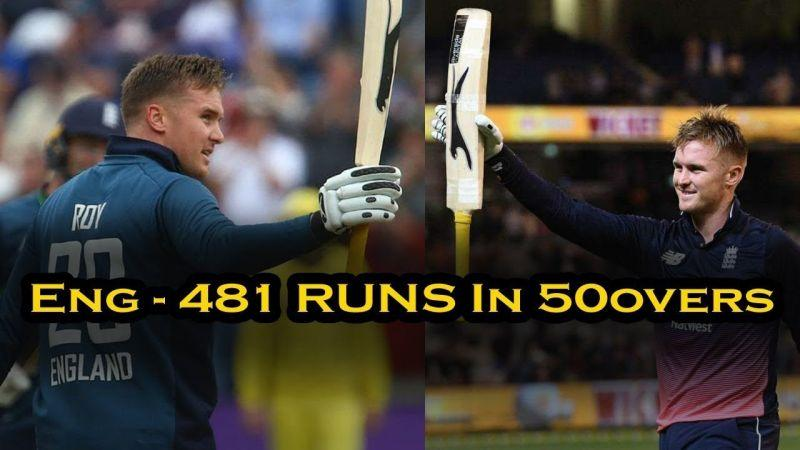 The last 4 years have seen numerous scores of over 400 in ODI cricket, including the world record 481.