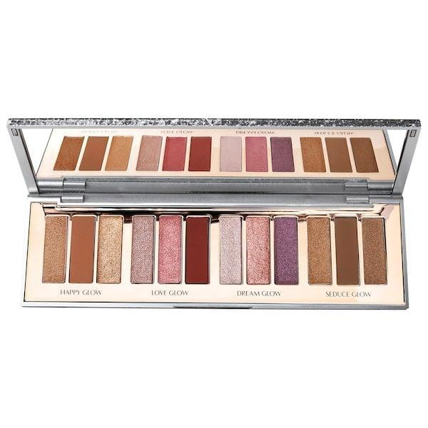 <p>Beauty is in the eye of the beholder . . . and on the beholder's eyes. This new <span>Charlotte Tilbury Bejewelled Instant Eyeshadow Palette</span> ($75) includes options for smoky looks inspired by a range of gemstones with three complementary colors each for topaz, ruby, amethyst, and smoky quartz.</p>