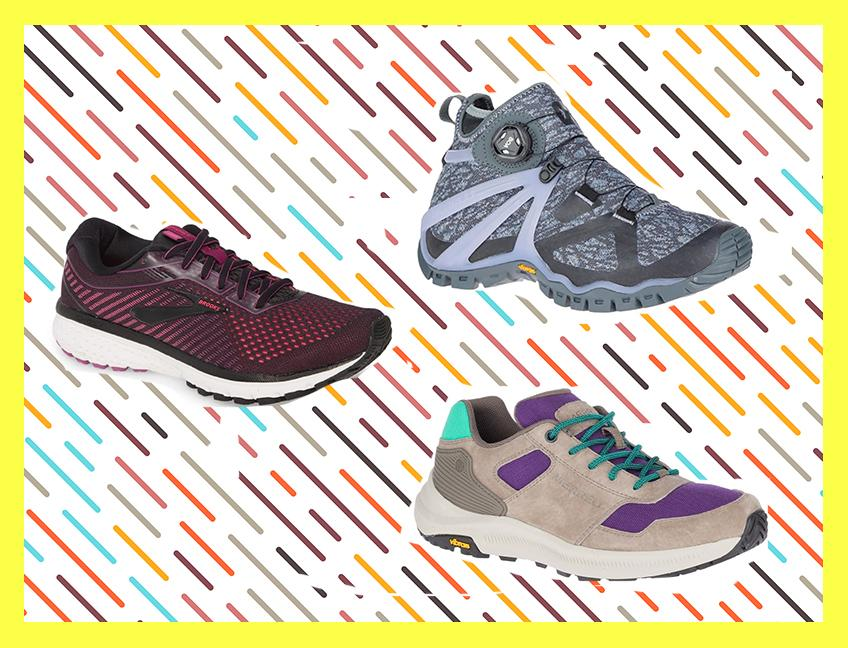 Score a great pair of sneakers for an incredible price, at Nordstrom Rack. (Photo: Nordstrom Rack)