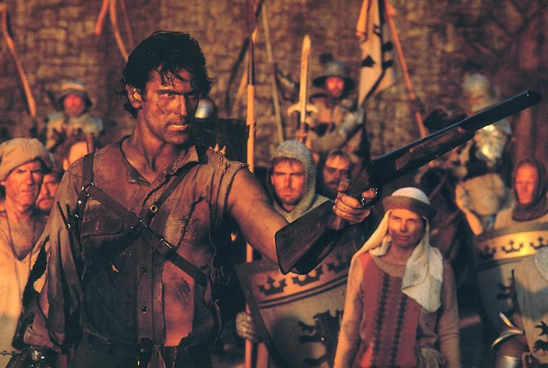 Bruce Campbell-Army of Darkness