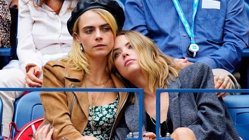 Cara Delevingne tweeted that she and Ashley Benson broke up!
