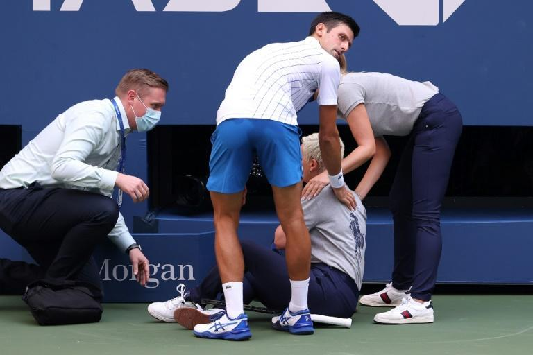 Novak Djokovic's bid for an 18th Grand Slam title was derailed by his disqualification at the US Open