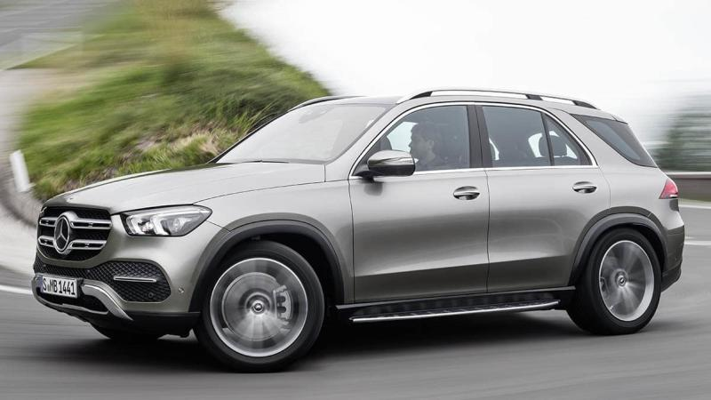 2019 Mercedes Gle Release Date >> New 2020 Mercedes-Benz GLE SUV Adds Space and Tech to Close Gap With Rivals